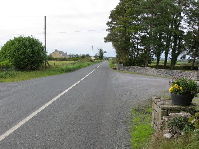 Lane near Cartron