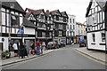 SO5174 : King Street, Ludlow by Bill Boaden