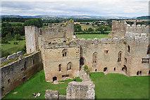 SO5074 : Ludlow Castle by Bill Boaden