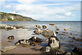 NH7458 : Black Isle coast north of Rosemarkie : Week 37