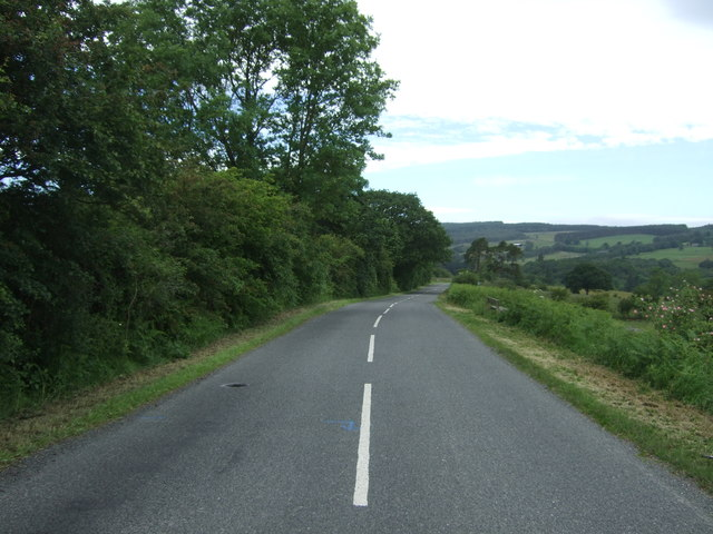 National Cycle Route 70 towards Bedburn