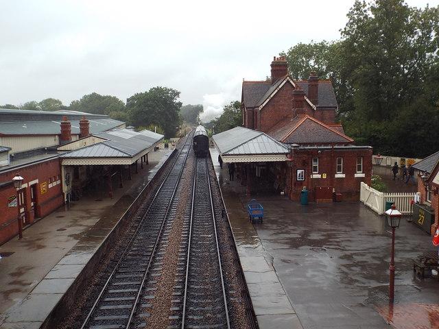Bluebell Railway, Sheffield Park