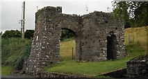 N5170 : South-East Gate, Fore by N Chadwick