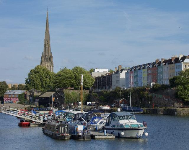 359793b289ffe Bristol: Floating Harbour © Paul Harrop :: Geograph Britain and Ireland