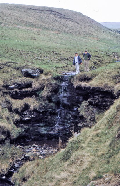 Tributary of Langdon Beck (1971)