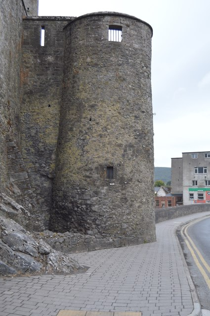 Tower, Cahir Castle