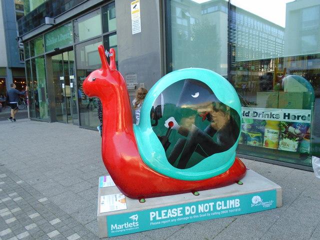 Snailspace #36 Jubilee Library