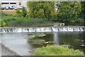 S0524 : Weir, River Suir by N Chadwick