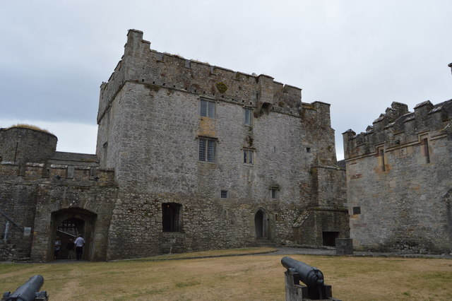 Main Hall, Cahir Castle