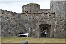 S0524 : Cahir Castle by N Chadwick
