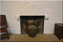 S0524 : Fire place, Cahir Castle by N Chadwick