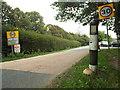 TQ5243 : B2176 entering Penshurst by Malc McDonald
