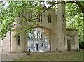 ST5671 : A gatehouse restored to use by Neil Owen