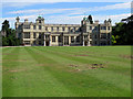 TL5238 : Audley End House: the Entrance Front by John Sutton