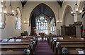 SK9465 : All Saints' church, North Hykeham, Interior by Julian P Guffogg