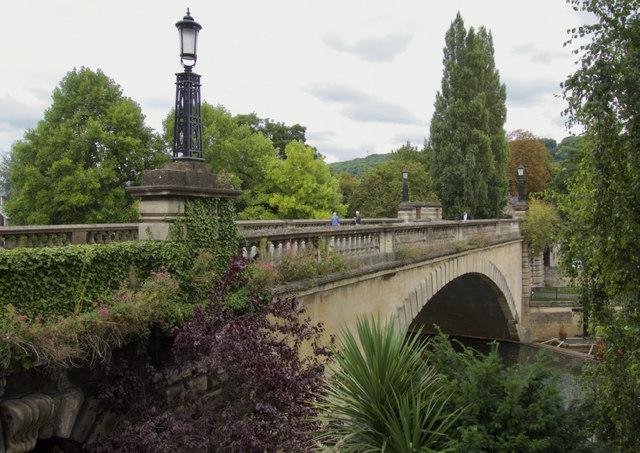 North Parade Bridge, Bath