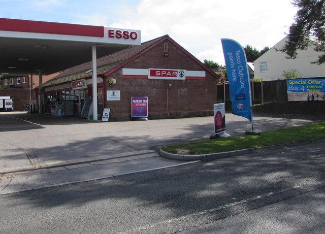 Spar shop, Swan Road, Pewsey