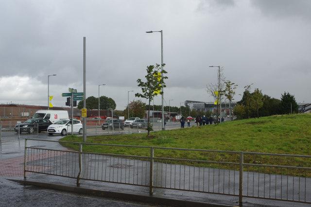 The Clyde Gateway, Dalmarnock