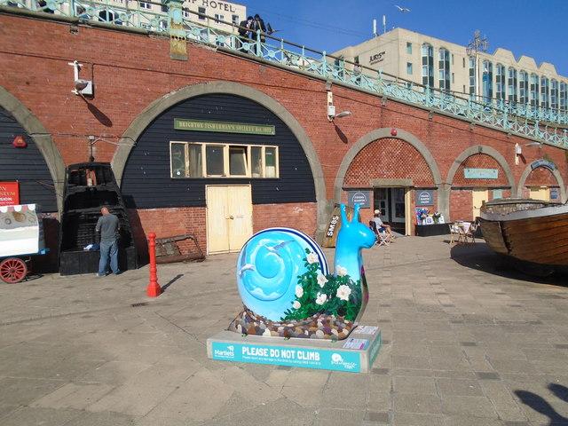 Snailspace #20 Fishing Museum