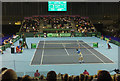 NS6163 : Davis Cup Action - Emirates Arena by Stephen McKay