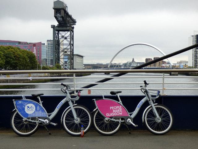 Glasgow icons