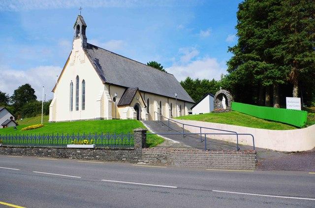St. Patrick's Church, Kilgarvan, Co. Kerry
