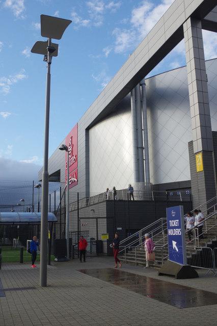 Emirates Arena, Glasgow
