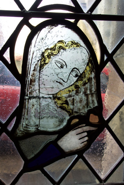 Stained glass, Bristol Cathedral