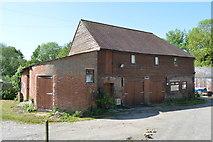 TQ5942 : Old Forge Farm Oast by N Chadwick