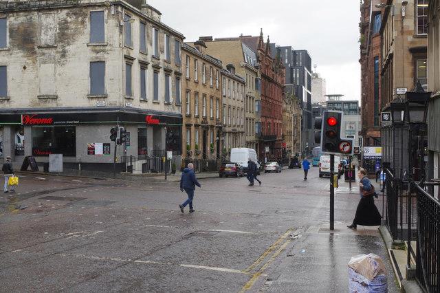 West Regent Street, Glasgow