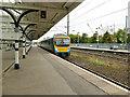 NZ2742 : TransPennine unit leaving Durham station by Stephen Craven