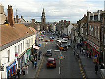 NT9953 : Marygate, Berwick-upon-Tweed by Stephen Craven