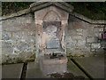 NT9953 : Conqueror's Well, Berwick-upon-Tweed - detail by Stephen Craven