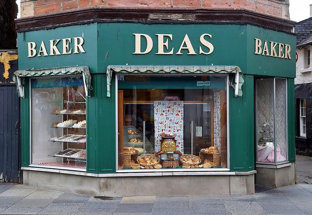 William Deas, Baker, Dingwall