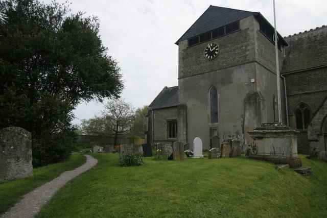 St James Belltower