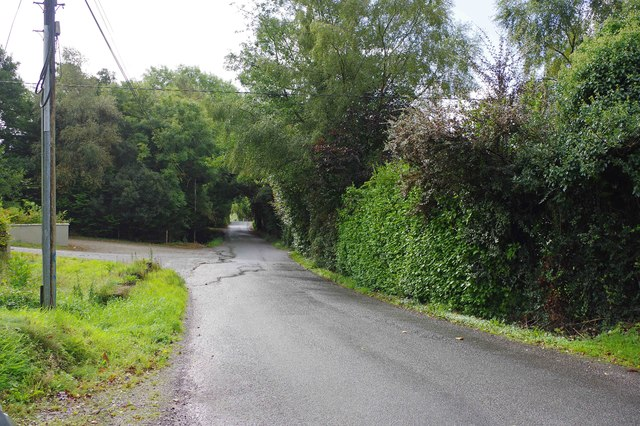 Minor road to Kenmare, Co. Kerry