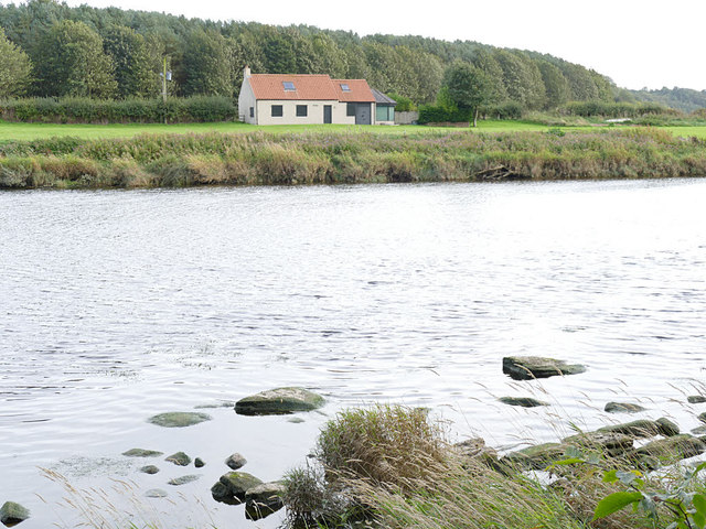 House near the Tweed