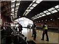 ST5972 : A platform at Bristol Temple Meads station by Eirian Evans