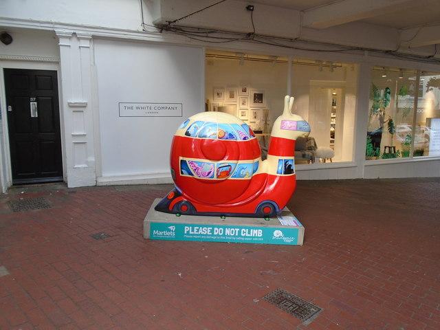 Snailspace #23 Brighton Place