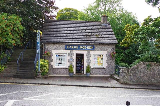 Kenmare Book Shop, Shelbourne Street, Kenmare, Co. Kerry