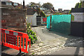 ST5874 : Elliston Lane, Redland, closed by Derek Harper