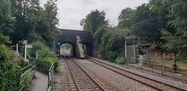 Avoncliff railway station