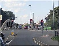 SP0343 : Abbey Bridge,  Evesham by Eirian Evans