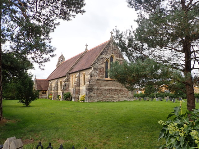 St Paul's Church, Cookhill