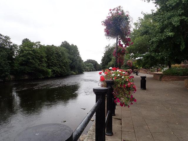 Bridgnorth Quay