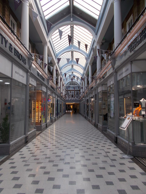 Westgate Arcade, Peterborough