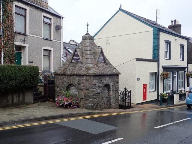 St Mary's Well, Nefyn