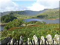NY4711 : Looking across Haweswater to Riggindale by Marathon