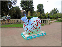 TQ3005 : Snailspace #42 Preston Park by Paul Gillett