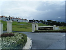 NS2006 : Entrance to Trump Turnberry by Colin Pyle